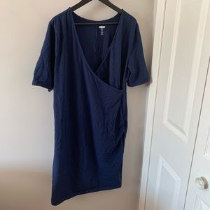 2/$18 Fitted / Maternity / Nursing / Dress